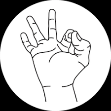 Ok Hand Sign Meme Sticker