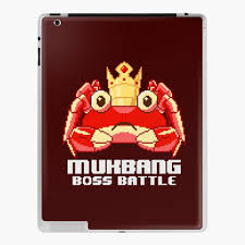 MUKBANG - KING CRAB Boss Battle!