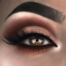 ideas for light brown eyes makeup