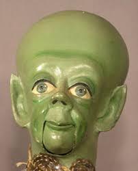 Sandy Becker Puppets