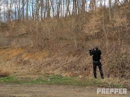 build your own gun range dirt