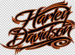 Harley Davidson Logo Harley Davidson Motorcycle Decal Sticker Logo Harley Text Harleydavidson Motorcycle Art Png Klipartz