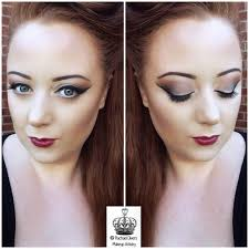 how to do pin up eye makeup cat eye