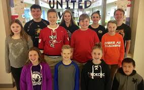 Meyer Middle School April Students of the Month | RiverTowns