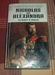 Dell 1969 NICHOLAS AND ALEXANDRA Romanovs Robert K Massie Reign of Russia  Photos   eBay