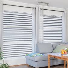 Window Sticker Striped Window Decal Non Adhesive Privacy Film Vinyl Glass Film Window Tint For Home Kitchen Office Decorative Films Aliexpress