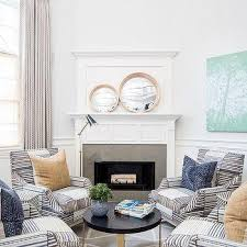 mirrors over fireplace design ideas