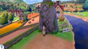 Pokemon Sword, Pokemon Shield: Turrfield Buried Treasure, Riddle ...