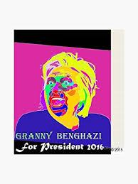 Amazon Com Granny Benghazi Vinyl Decal Bumper Sticker Wall Laptop Window Sticker 5 Automotive