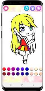 Download How To Color Gacha Life Coloring Book Apk For Android Latest Version