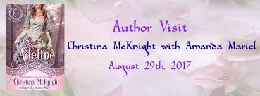 Blog Tour: Adeline by Christina McKnight (Excerpt, Review & Giveaway)