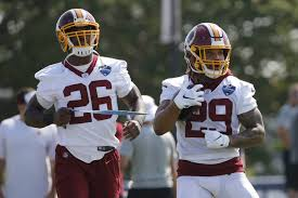 Adrian Peterson a healthy scratch in Skins' opener
