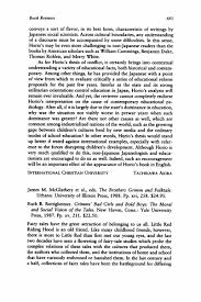 James M. McGlathery et al., eds. The Brothers Grimm and Folktale. Urbana:  University of Illinois Press, 1988. Pp. xvi, 258. $24.95. - Ruth B.  Bottigheimer. Grimms' Bad Girls and Bold Boys: The