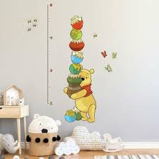 Pooh And Friends Wall Decals Roommates Decor
