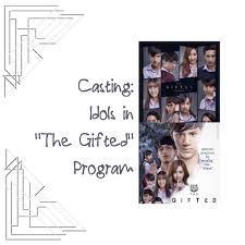 casting idols in the gifted program