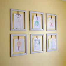 creative ways to display your children