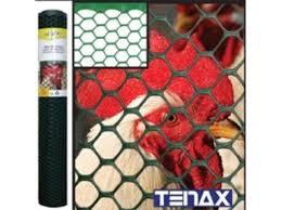 Tenax 2x25 Green Poultry Fence 72120942 Newegg Com