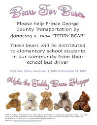 Bears for Buses - Posts   Facebook