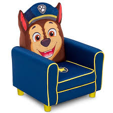 Delta Children Nick Jr Paw Patrol Figural Kids Chair Bed Bath Beyond
