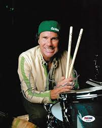 Chad Smith Authentic Red Hot Chili Peppers Signed 8x10 Auto Photo (K) -  PSA/DNA Certified - Music Photos at Amazon's Entertainment Collectibles  Store