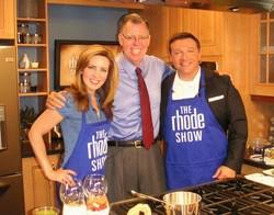Dr. Sears Tells Fox-TV Viewers How to Lose Weight with MedWell 1-2-3 Foods  People Like to Eat