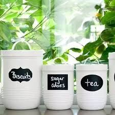 New 36pcs Decal Wall Chalkboard Sticker Labels For Canisters Kitchen Jars Pantry Chalkboard Sticker Labels Chalkboard Stickerschalkboard Labels Aliexpress