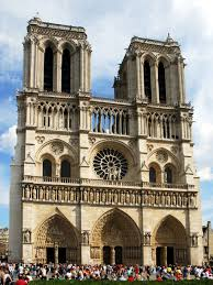 best hd catedral de notre dame wallpapers