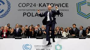 implementing Paris climate agreement