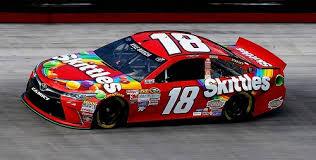 18 Skittles Kyle Busch Brickyard 2015 16 Toyota Powerslide 231 Powerslide Powerslide Decals