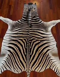 zebra skin rug no felt zebra skin rug