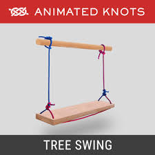 tree swing how to tie a tree swing