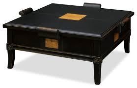 elmwood zhou yi square coffee table