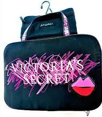 victorias secret makeup bag large