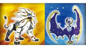 A Lion and a Bat-Thing are Your Two New Legendary Pokemon