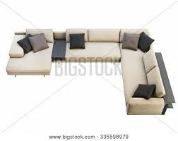 modern beige fabric image photo free