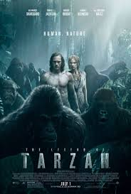 Movie: The Legend of Tarzan - Perfect Duluth Day
