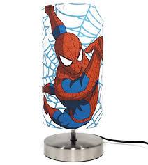 Spiderman Lamp Night Light Marvel Avenge Buy Online In Lithuania At Desertcart