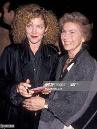 "Actress Amy Irving and mother Priscilla Pointer attend the ""Mystery... News  Photo - Getty Images"