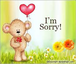 sorry messages sorry message sms or msg dgreetings
