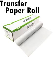 Amazon Com Lutema Clear Transfer Paper Tape Roll For Vinyl Wall Decals Doors Windows Signs And Arts Crafts Perfect For Cricut And Silhouette Cameo Cutters Transfer Film Paper 23 5 X