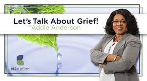 Let's Talk About Grief! Let's Talk About Grief!