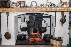 old irish fireplaces google search
