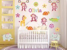 40 Best Jungle Wall Decals Ideas Jungle Wall Decals Wall Decals Kids Wall Decals