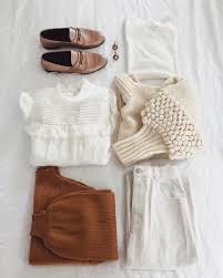 fashion way to style white jeans