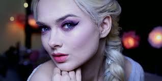 how to eye makeup look like barbie natural