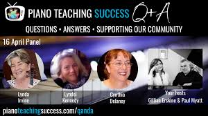 Piano Teaching Success Q+A Show
