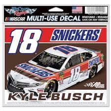 Kyle Busch Decals Kyle Busch Car Decal Sticker Fansedge