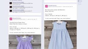 smocked auctions tackles social selling