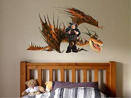 24or 36 12 How To Train Your Dragon Toothless 3d Wall Decal Sticker 18