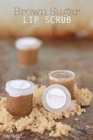 brown sugar lip scrub 3 ings